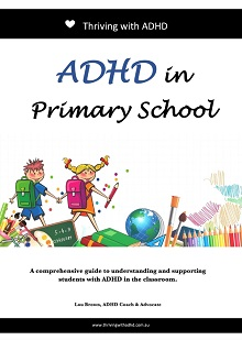 Resources in Print | ADHD Australia